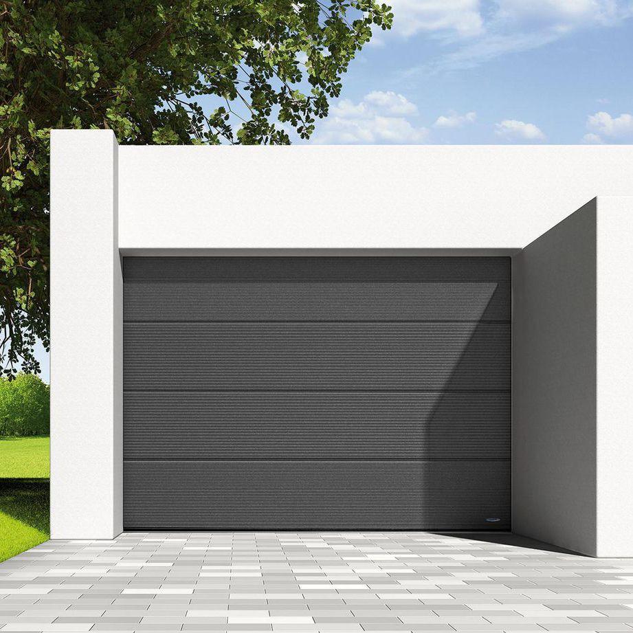 секционни гаражни врати Novoferm