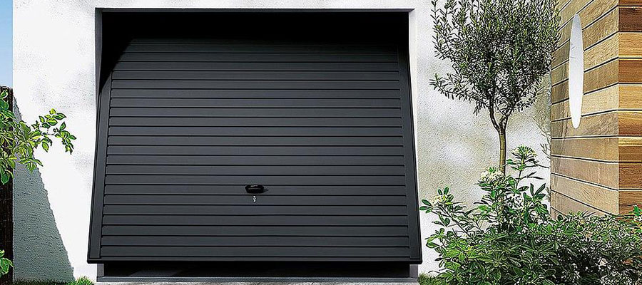 махови гаражни врати на Novoferm